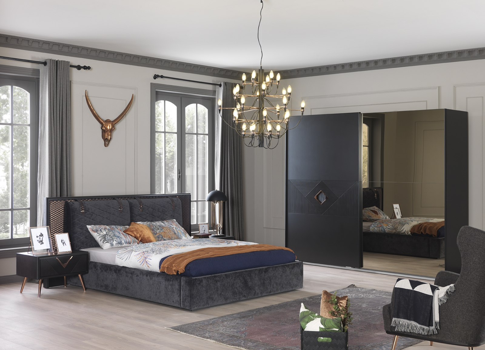 Bianca Yatak Odası